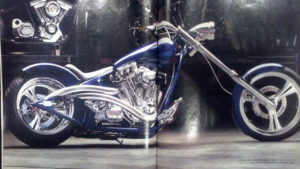 2003 Chopper Works Mirage 250